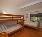 Bedroom 4, Bunk Beds and King Single